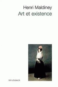 Henri Maldiney - Art et existence.
