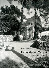 Henri Maldiney - La Fondation Maeght à Saint-Paul.