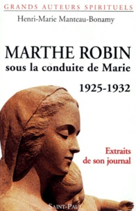Henri-Marie Manteau-Bonamy - .