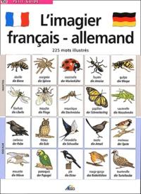 Henri Medori et  Jala - L'imagier français-allemand - 225 mots illustrés.