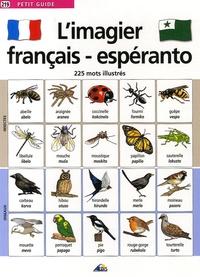 Henri Medori - L'imagier français-espéranto - 225 mots illustrés.