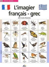 Henri Medori - L'imagier français-grec - 225 mots illustrés.