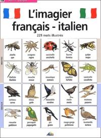 Henri Medori et  Jala - L'imagier français-italien.