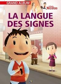 Henri Medori et Pierre Quentin - La langue des signes - Le Petit Nicolas.