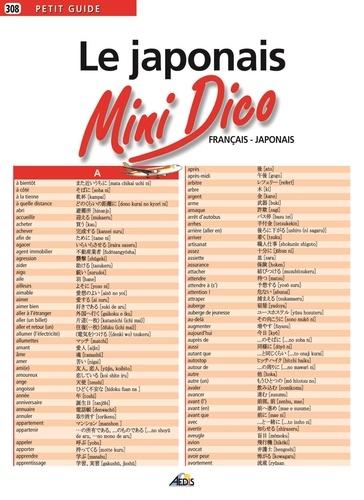 Le Japonais Mini Dico Francais Japonais Grand Format