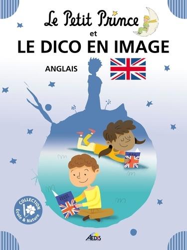 Henri Medori - Le Petit Prince et le dico en image anglais.