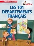 Henri Medori - Les 101 départements français.