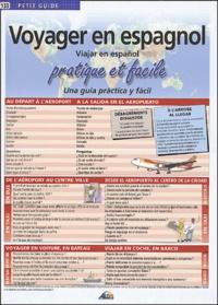 Henri Medori - Voyager en espagnol, pratique et facile - Viajar en español, una guia practica y facil.