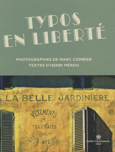 Henri Mérou - Typos en liberté.