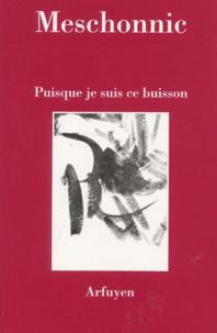 Henri Meschonnic - .