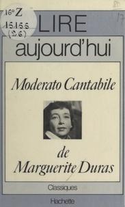 Henri Micciollo et Maurice Bruézière - Moderato cantabile, de Marguerite Duras.
