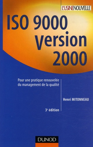Henri Mitonneau - ISO 9000 version 2000.