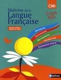 Henri Mitterand - Maîtrise de la langue française CM1 - Programme 2008.
