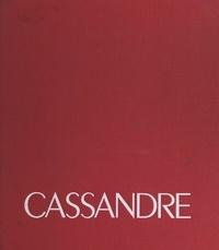 Henri Mouron et  Collectif - A. M. Cassandre - Affiches, arts graphiques, théâtre.