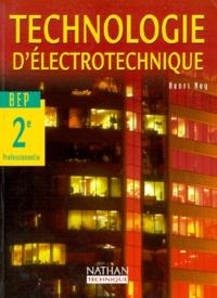 Henri Ney - Technologie d'électrotechnique, 2e professionnelle.
