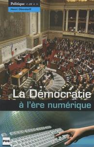 Henri Oberdorff - La démocratie à l'ère numérique.