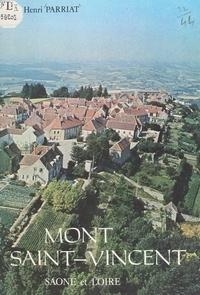Henri Parriat et Jean-Jacques Badet - Mont-Saint-Vincent.