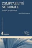 Henri-Paul Coppens - Comptabilité notariale - Analyse pragmatique.