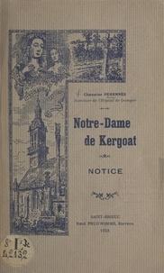 Henri Pérennès - Notre-Dame de Kergoat.