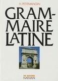 Henri Petitmangin et Jean Bizouard - Grammaire latine.