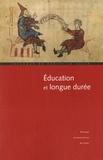 Henri Peyronie et Alain Vergnioux - Education et longue durée.