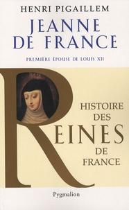 Deedr.fr Jeanne de France - Première épouse de Louis XII Image