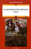 Henri Pigaillem - La bataille de Lépante (1571).