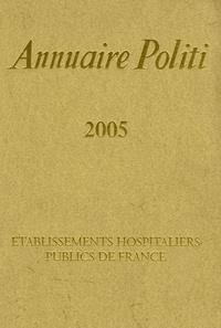Deedr.fr Annuaire Politi - Etablissements hospitaliers publics de France Image