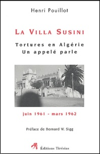 Deedr.fr La Villa Susini - Tortures en Algérie, un appelé parle (juin 1961-mars 1962) Image