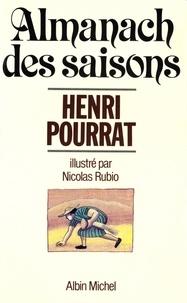 Henri Pourrat - Almanach des saisons.