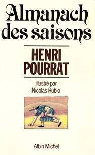 Henri Pourrat et Henri Pourrat - L'Almanach des saisons.