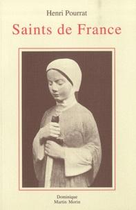 Henri Pourrat - Saints de France.