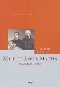 Alixetmika.fr Zélie et Louis Martin - Les saints de l'escalier Image