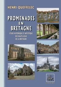 Henri Queffélec - Promenades en Bretagne.