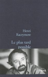 Henri Raczymow - .