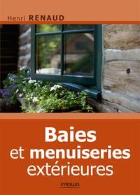 Henri Renaud - Baies et menuiseries extérieures.