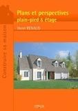 Henri Renaud - Plans et perspectives - Plain-pied & étage.