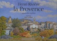 Henri Rivière - La Provence.