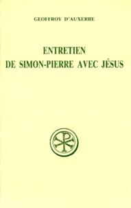 ENTRETIEN DE SIMON-PIERRE AVEC JESUS. Edition bilingue français-latin.pdf