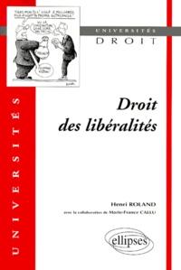 Coachingcorona.ch Droit des libéralités Image