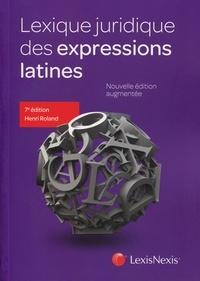 Ucareoutplacement.be Lexique juridique des expressions latines Image