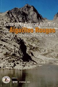 Henri Rougier - Guide de la Réserve Naturelle des Aiguilles Rouges.