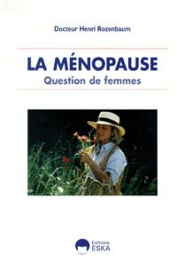 LA MENOPAUSE. Question de femmes.pdf