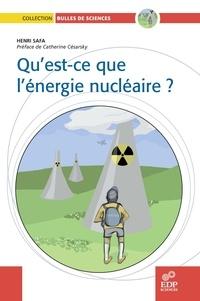 Galabria.be Qu'est-ce que l'énergie nucléaire ? Image