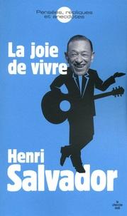Henri Salvador et Catherine Salvador - La joie de vivre.