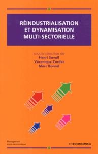 Henri Savall et Véronique Zardet - Réindustrialisation et dynamisation multisectorielle.