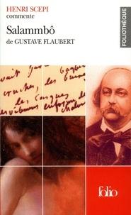 Henri Scepi - Salammbô de Gustave Flaubert.