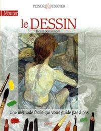 Henri Senarmont - Débuter le dessin.