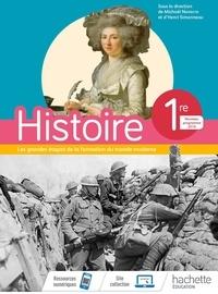 Henri Simonneau et Michaël Navarro - Histoire 1re.
