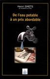 Henri Smets - De l'eau potable à un prix abordable - La pratique des Etats.